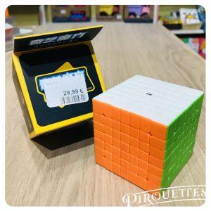 Casse tête cube 7 par 7