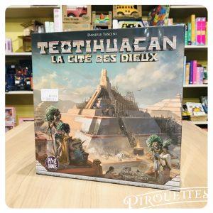 Jeu de société, Teotihuacan, la cité des dieux