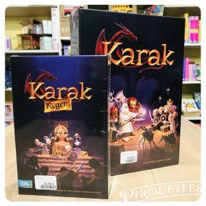Jeu de société, Karak et son extention.