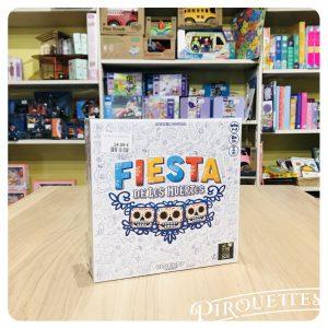 jeux de société Fiesta de los muertos