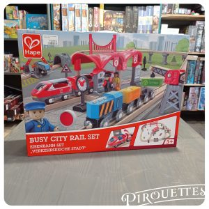 Circuit de train. Hape