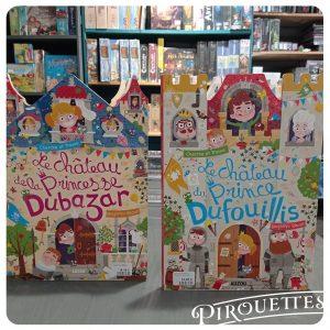 Livre de cherche et trouve Dubazar