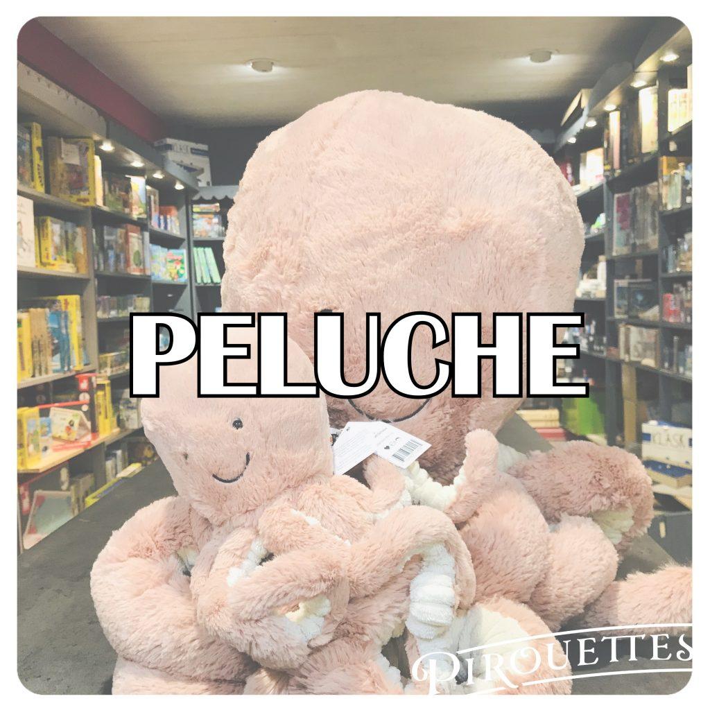 PELUCHE TITRE