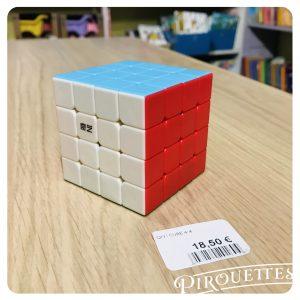 Casse tête cube 4 par 4