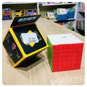 Casse tête cube 6 par 6