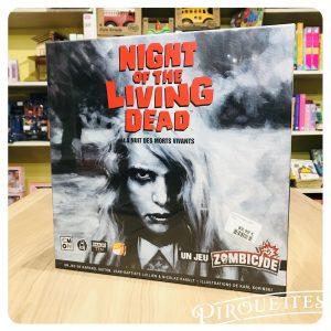 Jeu de société, Night of the Living Dead