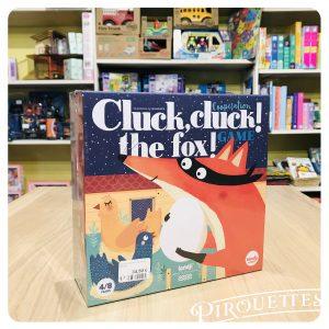 Jeu de société, Cluck cluck ! the fox !