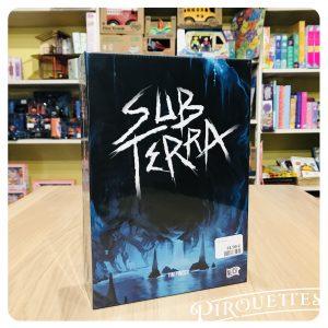 jeu de société Sub Terra