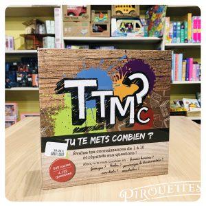 TTMC, jeux de société, tu te mets combien ?