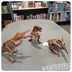 Figurines Papo Dinosaures