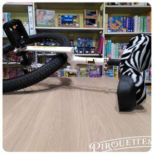 """Monocycle 20"""" zebre"""