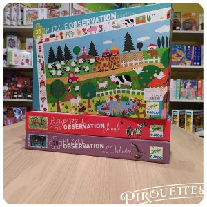 Puzzle observation 35p