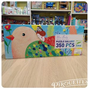Puzzle gallery 350p miss birdy