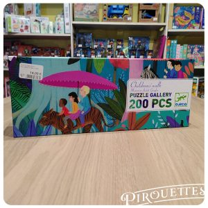 Puzzle gallery 200p childrens' walk